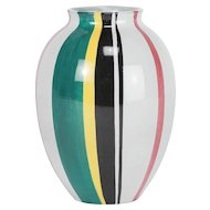 Gustav Spörri Ziegler Pottery Vase 1950's