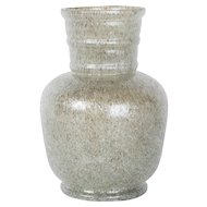 Napoleone Martinuzzi for Venini Pulegoso Glass Vase 1930's