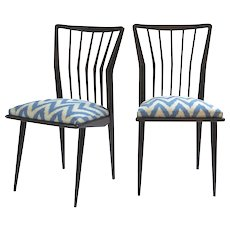 Set of Six Maurizio Tempestini Dining Chairs, 1939