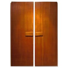 Pair of Gio Ponti Wardrobe Doors, 1955