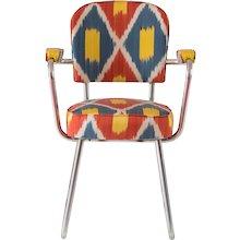 "Iconic GIO PONTI armchair from ""Palazzo Montecatini"", Milan 1936"