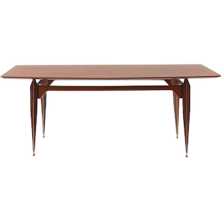 Dining Table Attributed to Franco Albini, 1953