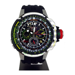 Richard Mille - Chronograph -  Automatic Aviation E6-B Flyback - RM039-01