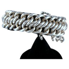 Antonio Pineda Silver By Tono Bracelet