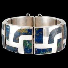Andy WARHOL Collection - Piedra Y Plata Felipe Martinez Silver Bracelet