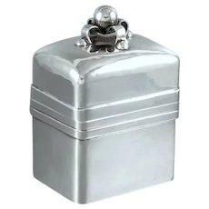 William Spratling Box Sterling Silver c. 1939