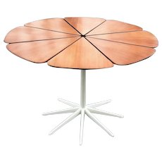 Mid Century Petal Table, by Richard Schultz for Knoll, 1960's.