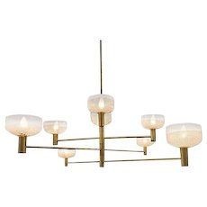 Four-Tier Otto Luce Chandelier