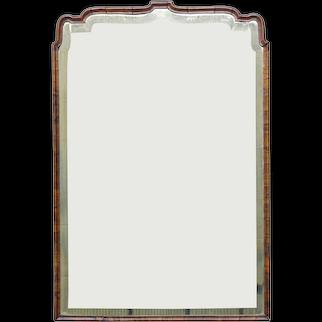 Queen Anne Walnut Mirror, c. 1710