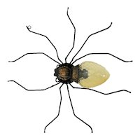 Spider Wall Lamp 1950s Italy