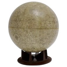 Lunar Globe by Naumann US