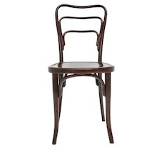 Vintage Bentwood Chair No 249a by J. & J. Kohn circa 1916