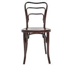 Vintage Bentwood Chair No 249a by J. & J. Kohn circa 1916