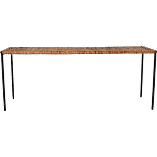 Carl Auböck Mid Century Modern Vintage Bondoot Side Table or Flower Table 1950s Vienna