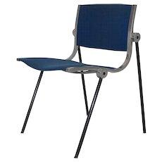 Mid Century Modern Aluminium Chair c. 1960, Italy