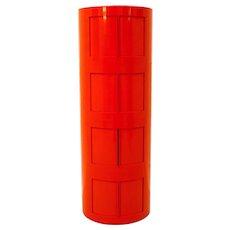 Italian Mid Century Modern Storage Plastic Container Mod. Depositato