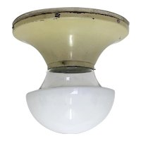 Bauhaus Ceiling Lamp 1930s