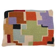 Bauhaus Pillow Germany 1920s