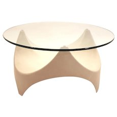 Modernist Coffee Table by Opal Germany 1960s