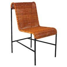 Mid Century Modern Chair by Harold Cohen and Davis Pratt USA 1953