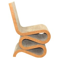 Wiggle Side Chair by Frank O. Gehry 1972