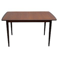 Rectancular  Extendable Dining Table Denmark 1960