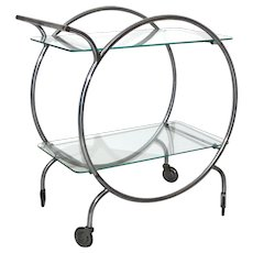 20th Century Bauhaus Dessau attr. Serving Trolley