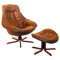 Lounge Chair by H.W.Klein, 1970s
