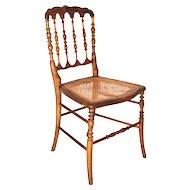 Chiavari Side Chair Italy