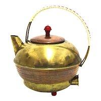 Mid Century Modern AEG Electric Teapot 1950s Austria