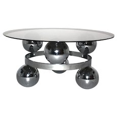 20th Century Spectacular Sputnik Coffee Table