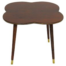Coffee Table Clover Leaf Vienna circa 1950