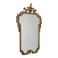 High-quality hand-carved Mirror Austria circa 1795