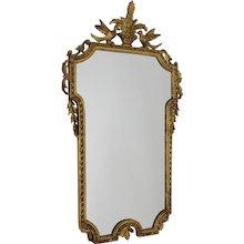 High-quality hand-carved Mirror Austria circa 1795