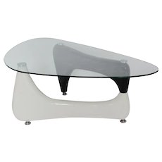 Black and White Coffee Table 1970s