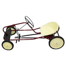 Pedal Car for Children 1950s