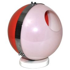 Spaca Age Plexi Ball Lamp 1970s