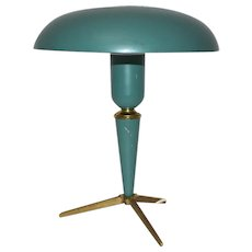 Trilegged Table Lamp by Louis Kalff 1958