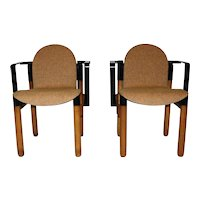 Pair of Armchairs by Gerd Lange 1973