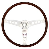 Sport Car Steering United Kingdom 1960s