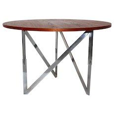 Three-legged Coffee Table by Aksel Bender Madsen & Ejner Larsen circa 1960