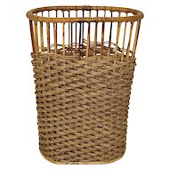 Paper Basket Austria circa 1960