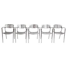 Toledo Chairs by Jorge Pensi Spain 1986-1988