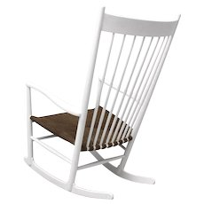 Rocking Chair J 16 by Hans Wegner 1944 Denmark