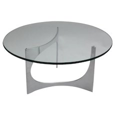 Coffee Table by Knut Hesterberg Germany circa 1970