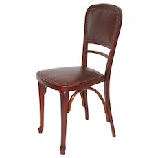 Thonet Chair Kat. No. 491 circa 1904