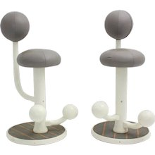 Set of two Bar Stools by Peter Opsvik 1985