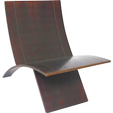 "Folding Chair "" Laminex""  Norway 1966"