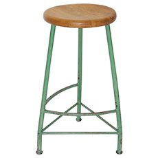 Industry Stool Vienna 1950s