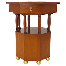 Art Deco Show Case Table 1920s